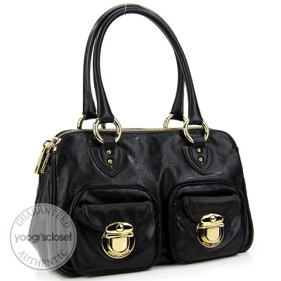 Marc Jacobs Black Classic Blake Bag