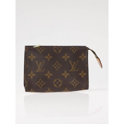 Louis Vuitton Monogram Canvas Poche Toilette 15