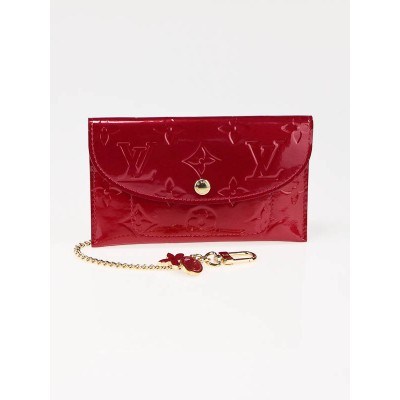 Louis Vuitton Pomme Monogram Vernis D'amour Envelope