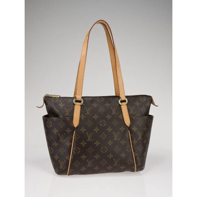Louis Vuitton Monogram Canvas Totally PM Tote Bag