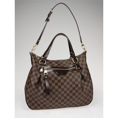 Louis Vuittom Damier Canvas Evora MM Bag