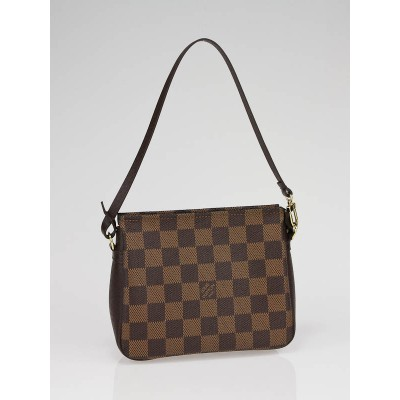 Louis Vuitton Damier Canvas Trousse Accessories Pochette