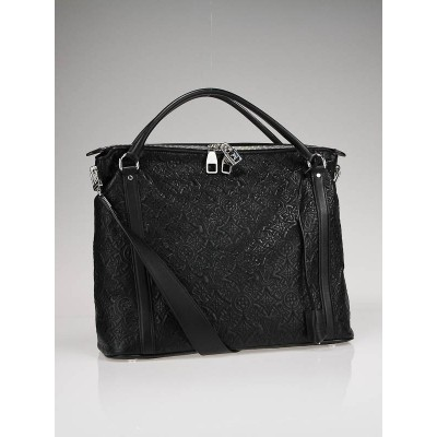 Louis Vuitton Black Antheia Leather Ixia MM Bag