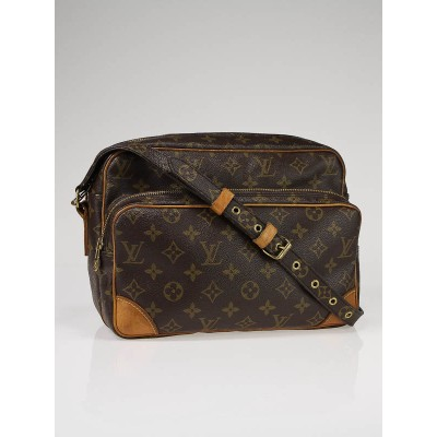 Louis Vuitton Monogram Canvas Nil  Bag