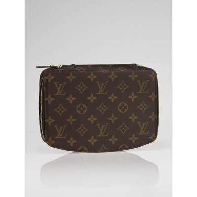 Louis Vuitton Monogram Canvas Monte Carlo 22 Jewelry Travel Case