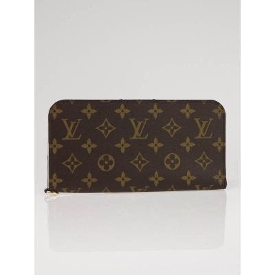 Louis Vuitton Monogram Canvas Ivorie Insolite Wallet