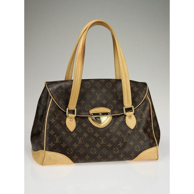Louis Vuitton Monogram Canvas Beverly XXL Bag