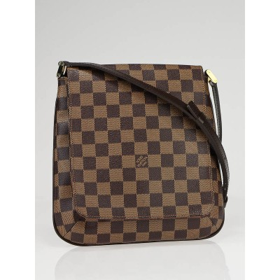 Louis Vuitton Damier Canvas Musette Salsa w/Long Strap Bag