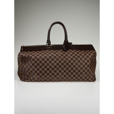 Louis Vuitton Damier Canvas Neo Greenwich Luggage Bag