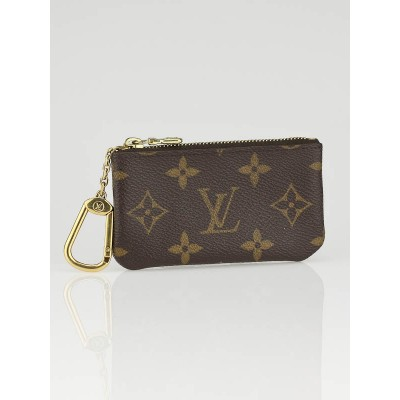 Louis Vuitton Monogram Canvas Pochette Clefs Keys