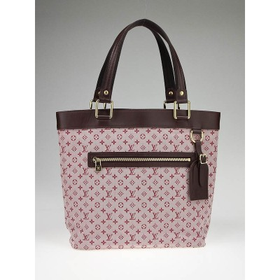 Louis Vuitton Cherry Mini Lin Monogram Canvas Lucille GM TST Bag