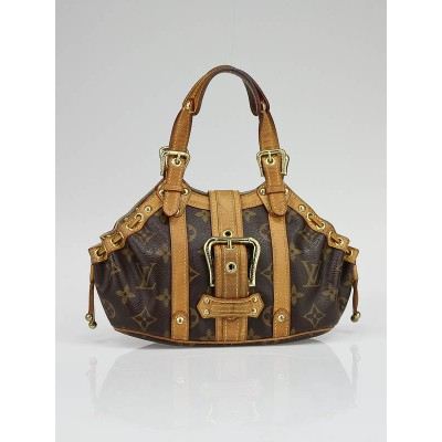 Louis Vuitton Limited Edition Monogram Canvas Theda PM Bag