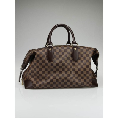 Louis Vuitton Damier Canvas Vaslav Travel Bag