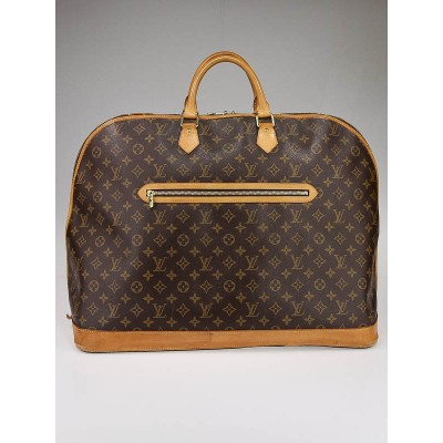 Louis Vuitton Monogram Canvas Alma Voyage GM Bag