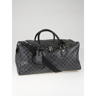 Louis Vuitton Damier Graphite Canvas Roadster City Bag