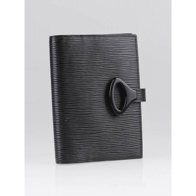 Louis Vuitton Black Epi Leather Z Fonctionnel PM Agenda