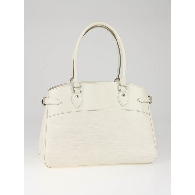 Louis Vuitton Ivorie Epi Leather Passy GM