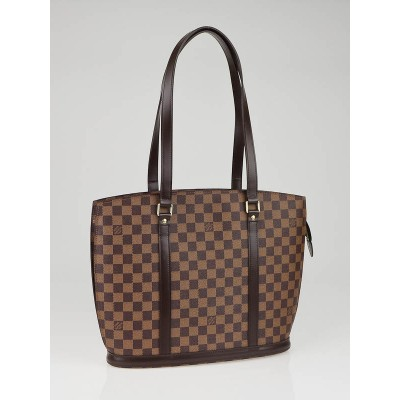 Louis Vuitton Damier Canvas Babylone Tote Bag