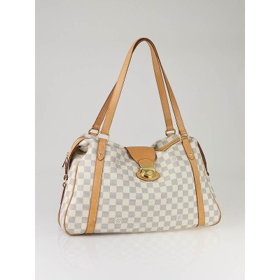 Louis Vuitton Azur Damier Canvas Stresa GM Bag