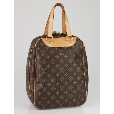 Louis Vuitton Monogram Canvas Excursion Tote Bag