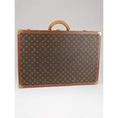 Louis Vuitton Monogram Canvas Alzer 65 Hardsided Suitcase