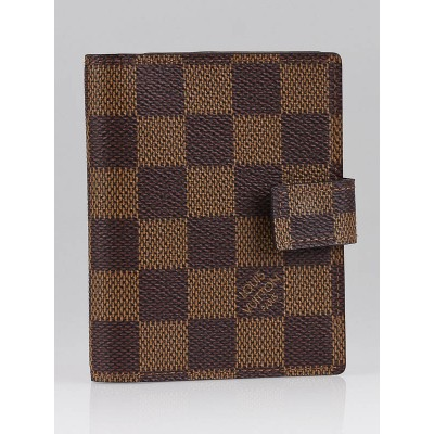 Louis Vuitton Damier Canvas Mini Agenda Cover
