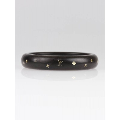 Louis Vuitton Wood Small Silvania Bracelet