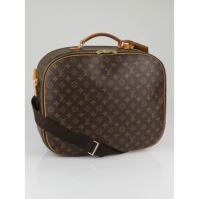 Louis Vuitton Monogram Canvas Hardside Weekend Case