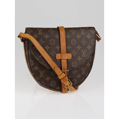 Louis Vuitton Monogram Canvas Chantilly GM Bag