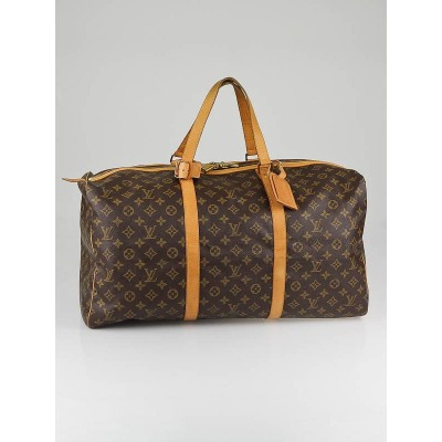 Louis Vuitton Monogram Canvas Sac Souple 55 Bag