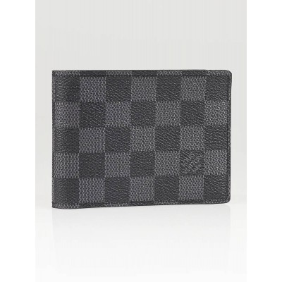 Louis Vuitton Damier Graphite Multiple Wallet