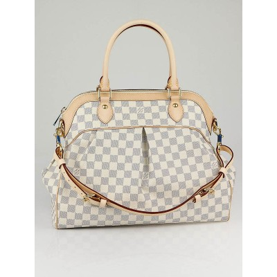 Louis Vuitton Azur Damier Canvas Made-to-Order Trevi GM Bag