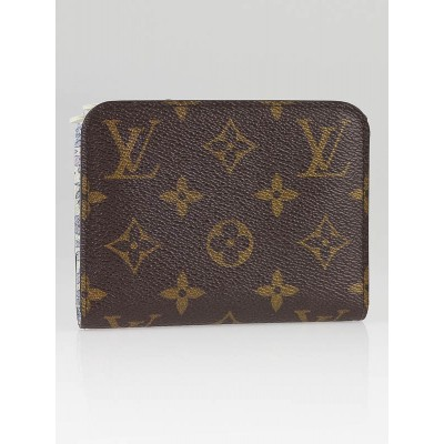 Louis Vuitton Monogram Canvas Fleuri Insolite PM Wallet