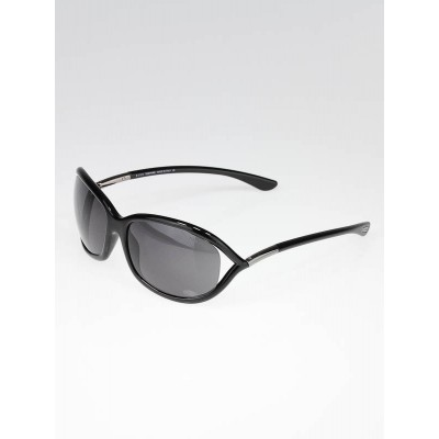 Tom Ford Black Lens Jennifer Sunglasses - TF8
