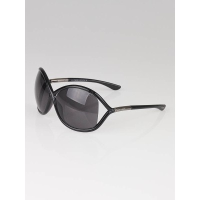 Tom Ford Black Frame Whitney Sunglasses -TF9