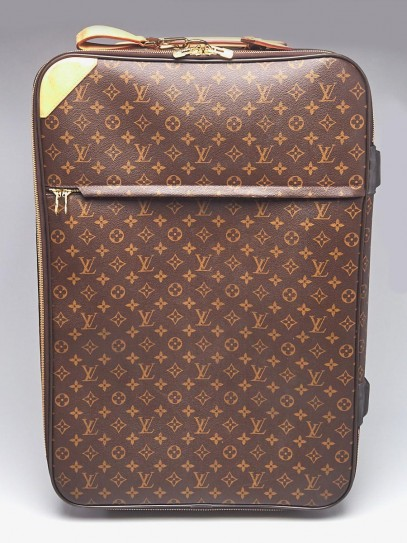 Louis Vuitton Monogram Canvas Pegase 65 Suitcase