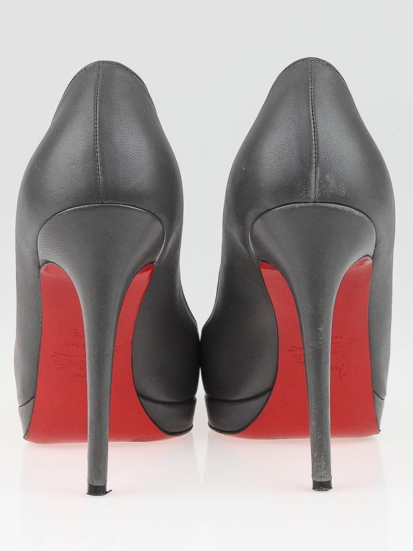 christian louboutin fake shoes - christian louboutin leather new simple 120 pumps, christian ...