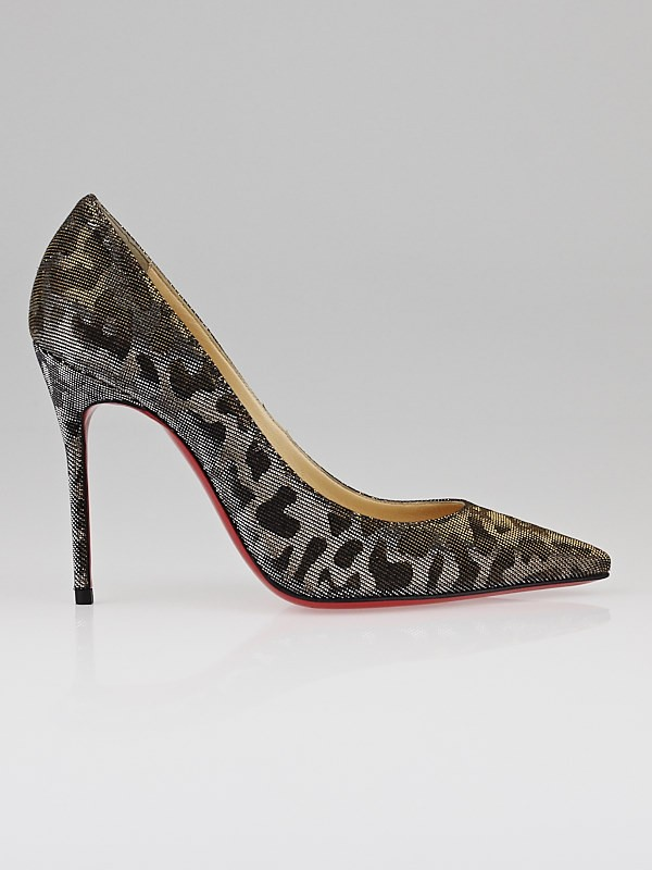 christian louboutin decollete 36.5