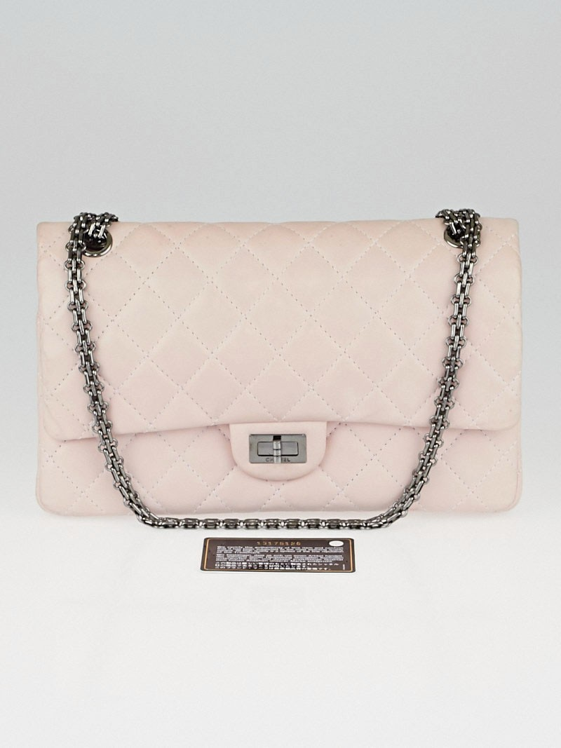 4576271e196c Chanel Classic Pink 2.55 Quilted Handbag | Stanford Center for ...