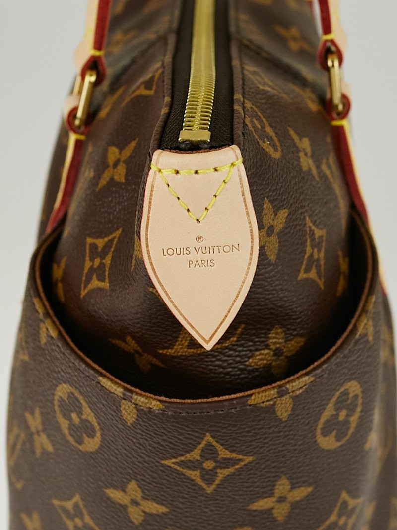 Louis Vuitton Monogram Canvas Totally Pm Nm Bag Yoogi S