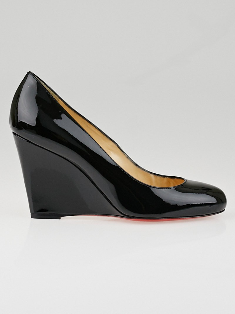 Christian Louboutin Ron Ron 80mm Pumps Red