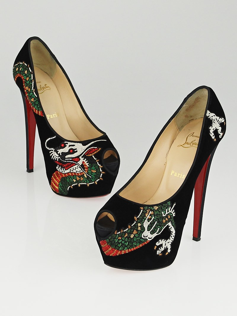 discount christian louboutin size 7