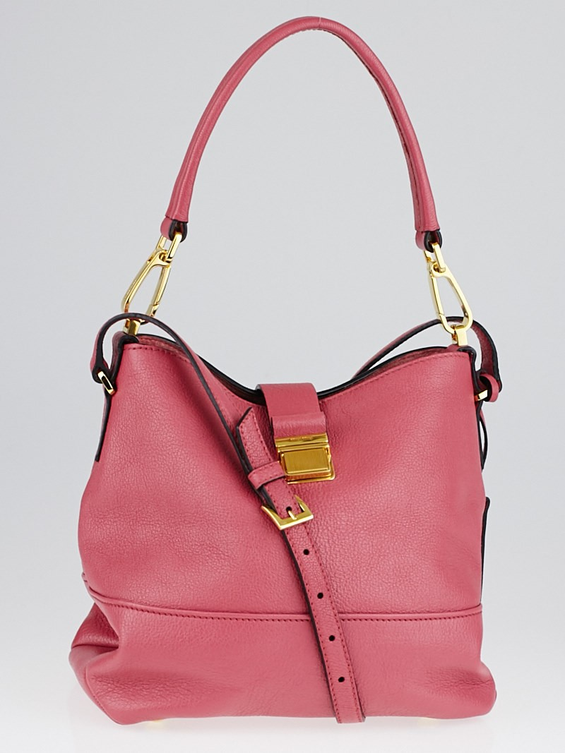 Miu Miu Madras Hobo Bag