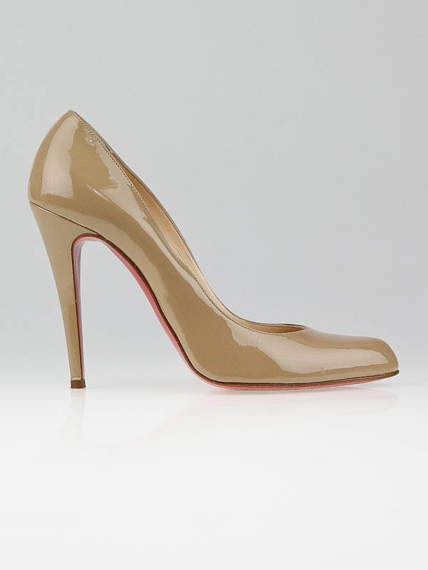 size 9.5 in christian louboutin