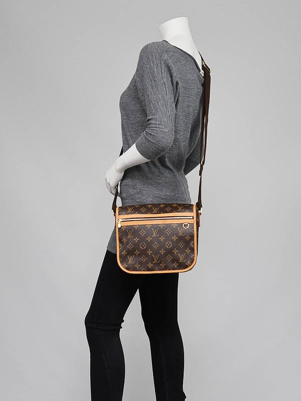 Louis Vuitton Monogram Canvas Bosphore Pm Bag Yoogi S Closet
