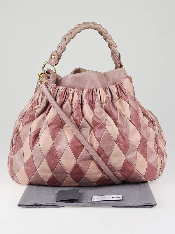 Miu Miu Harlequin Bag