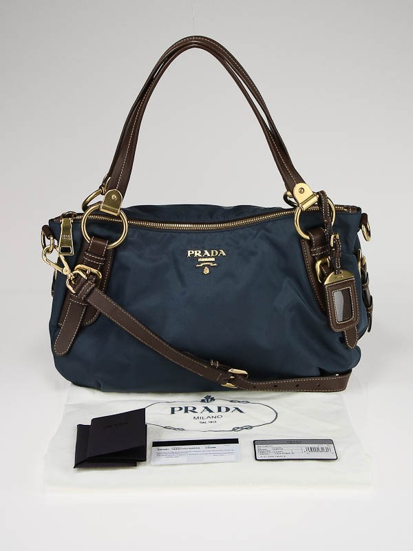 Denim Nylon Saffiano 93