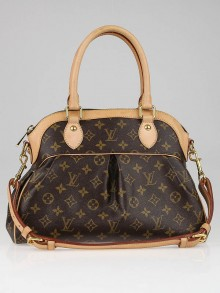 Louis Vuitton Made to Order Monogram Canvas Trevi PM Bag
