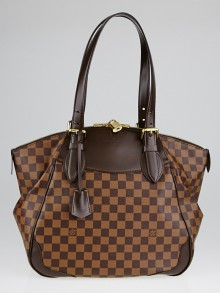 Louis Vuitton Damier Canvas Verona GM Bag