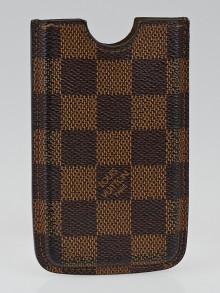 Louis Vuitton Damier Canvas Coated Canvas iPhone 4 Case